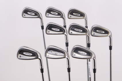 Titleist DCI 762 Iron Set 3-PW GW Dynamic Gold Sensicore S300 Steel Stiff Right Handed 39.0in