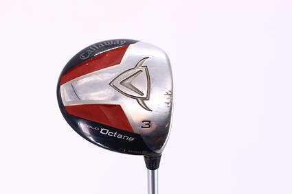 Callaway Diablo Octane Fairway Wood 3 Wood 3W Callaway Diablo Octane Fairway Graphite Ladies Right Handed 42.5in