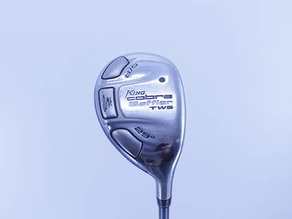Cobra 2009 Baffler TWS Hybrid 5 Hybrid 29° Cobra Aldila DVS-HL 50 Graphite Ladies Right Handed 38.75in