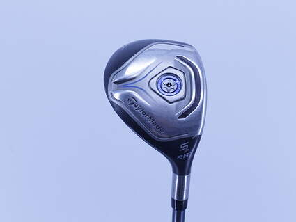 TaylorMade Jetspeed Hybrid 5 Hybrid 25° TM Matrix VeloxT 49 Graphite Ladies Right Handed 39.25in