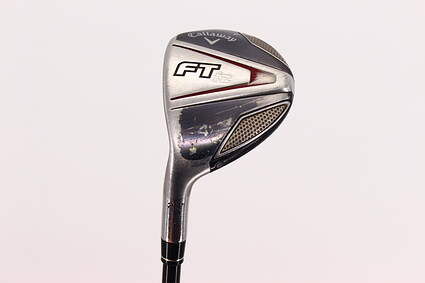 Callaway FT-iZ Hybrid 4 Hybrid 24° Callaway FT-iZ Hybrid Graphite Regular Left Handed 39.5in