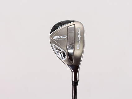 Cobra Bio Cell Silver Hybrid 3 Hybrid Stock Graphite Shaft Graphite Regular Right Handed 40.75in