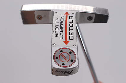 Titleist Scotty Cameron Detour Putter Steel Right Handed 34.0in