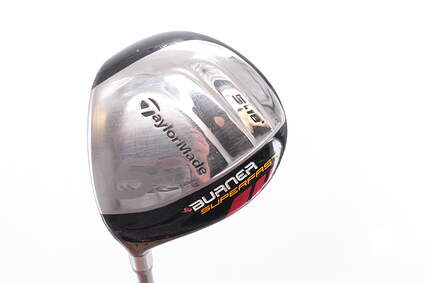 TaylorMade Burner Superfast Fairway Wood 5 Wood 5W 18° TM Matrix Ozik Xcon 4.8 Graphite Senior Left Handed 43.0in