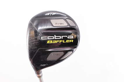 Cobra Baffler T Rail Fairway Wood 5 Wood 5W 18° Cobra Tour AD Baffler Graphite Regular Left Handed 42.5in