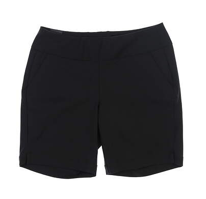 New Womens Under Armour Golf Shorts Large L Black MSRP $75