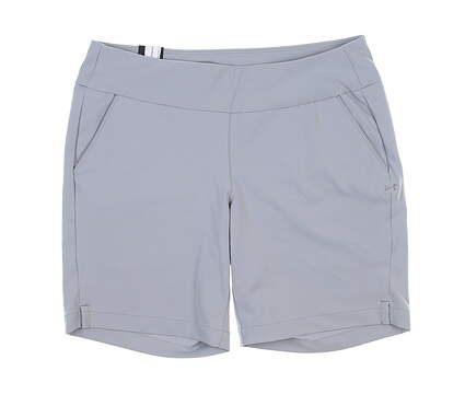 New Womens Under Armour Golf Shorts X-Large XL Gray MSRP $75