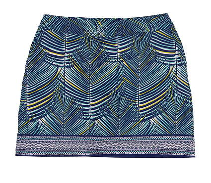 New Womens EP Pro Pal Print Golf Skort Medium M Multi 1131NAC MSRP $85