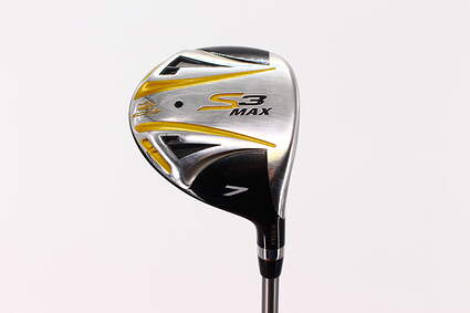 Cobra S3 Max Offset Fairway Wood 7 Wood 7W 21° Cobra Fujikura Blur TX 005 Graphite Lite Right Handed 42.5in