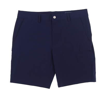 New Mens Vineyard Vines Fairway Golf Shorts 35 Navy Blue MSRP $98.50