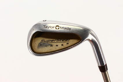 TaylorMade Supersteel Single Iron Pitching Wedge PW TM Bubble Graphite Ladies Right Handed 34.5in