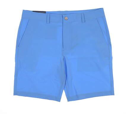 New Mens Vineyard Vines Fairway Golf Shorts 38 Blue MSRP $98.50
