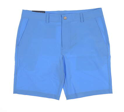 New Mens Vineyard Vines Fairway Golf Shorts 35 Blue MSRP $98.50
