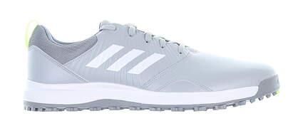 New Mens Golf Shoe Adidas CP Traxion SL Spikeless Medium 11.5 Gray BB790 MSRP $8