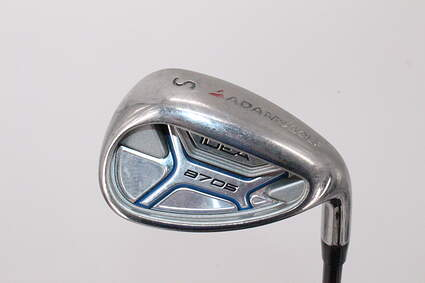 Adams Idea A7 OS Wedge Sand SW Adams ProLaunch Axis Blue 60 Graphite Wedge Flex Right Handed 36.0in
