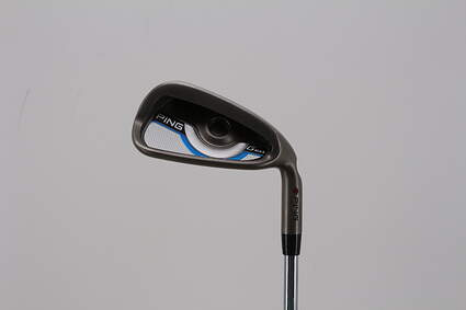 Ping Gmax Single Iron 7 Iron Ping CFS Distance Steel X-Stiff Right Handed Maroon Dot 39.25in