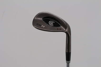 Cleveland CG11 Black Pearl Wedge Gap GW 52° True Temper Dynamic Gold Steel Wedge Flex Right Handed 35.5in