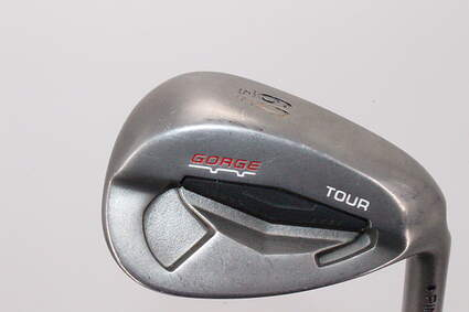 Tour Issue Ping Tour Gorge Wedge Lob LW 60° Standard Sole Ping CFS Steel Stiff Right Handed Black Dot 36.0in