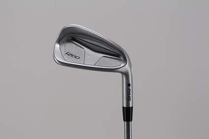 Ping i200 Single Iron 7 Iron Dynamic Gold Tour Issue X100 Steel X-Stiff Right Handed Black Dot 37.25in