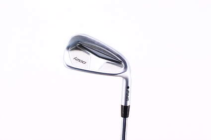 Ping i200 Single Iron 7 Iron True Temper Dynamic Gold X100 Steel X-Stiff Right Handed Black Dot 37.0in