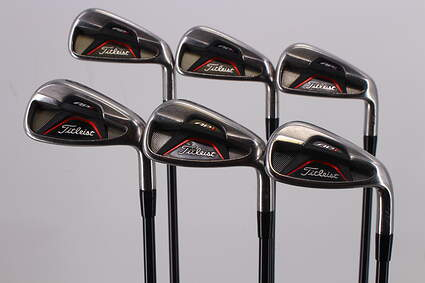 Titleist 712 AP1 Iron Set 5-PW Titleist GDI Tour AD 65i Graphite Regular Right Handed 39.0in