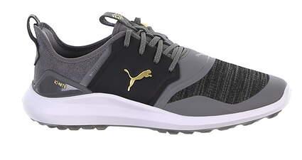 New Mens Golf Shoe Puma IGNITE NXT Lace Medium 8.5 Quiet Shade MSRP $120