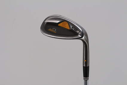 Cleveland CG14 Gunmetal Wedge Sand SW 54° 9 Deg Bounce Cleveland Traction Wedge Steel Wedge Flex Right Handed 35.75in