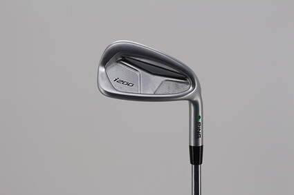 Ping i200 Single Iron 8 Iron Nippon NS Pro Modus 3 Tour 120 Steel X-Stiff Right Handed Green Dot 36.75in