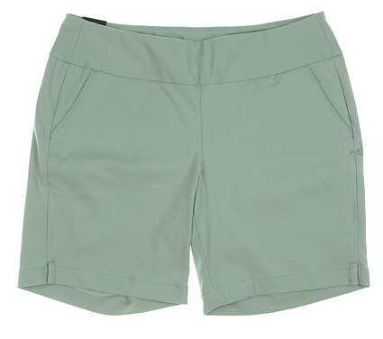Brand New 10.0 Womens Under Armour Shorts Large L Gray UW6679