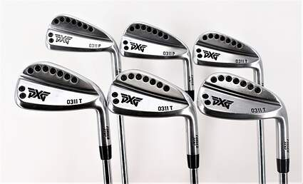 PXG 0311 T GEN2 Chrome Iron Set 5-PW Nippon NS Pro Modus 3 Tour 105 Steel Stiff Right Handed 37.75in