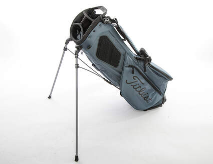 Mint 9.5 Titleist Players 4 Plus Black/Charcoal Stand Bag