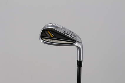 TaylorMade Rocketbladez Single Iron Pitching Wedge PW TM Matrix RocketFuel 65 Graphite Regular Right Handed 35.75in