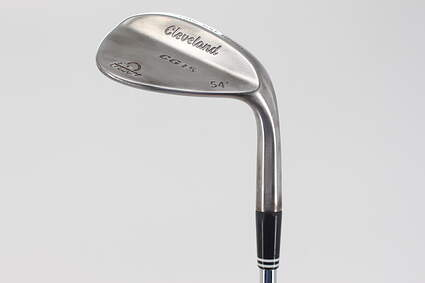 Cleveland CG15 Black Pearl Wedge Sand SW 54° Stock Steel Shaft Steel Wedge Flex Right Handed 35.75in