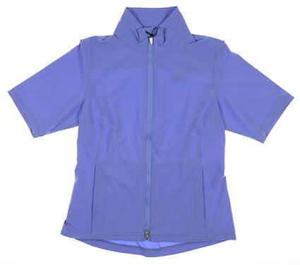 New Womens Zero Restriction SS Wind Jacket X-Large XL Cascade W1033L MSRP $89