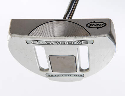Yes Sally 12M Mid Putter Played by Tom Kite Steel Right Handed 36.0in