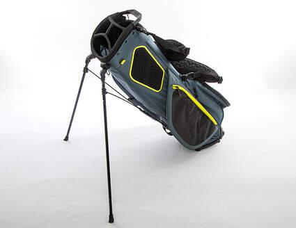Mint 9.5 Titleist Players 4 Plus Charcoal/Black/Volt Stand Bag