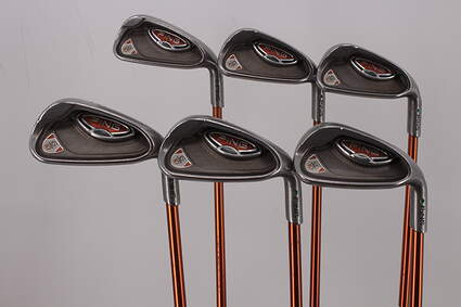 Ping G10 Iron Set 5-PW Ping TFC 129I Graphite Regular Right Handed Green Dot 37.75in