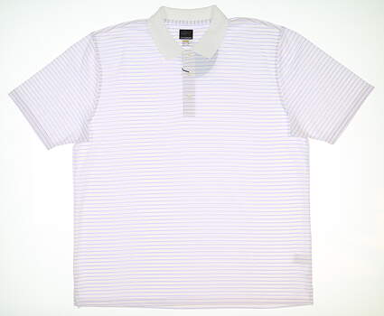New Mens Greg Norman Pro Series Polo XX-Large XXL Multi G7S9K456 MSRP $50