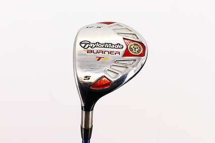 TaylorMade Burner TP Fairway Wood 5 Wood 5W 17.5° Project X 7C3 Graphite 6.0 Left Handed 42.5in