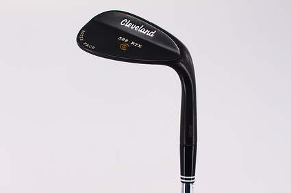 Cleveland 588 RTX Black Pearl Wedge Sand SW 54° 12 Deg Bounce True Temper Dynamic Gold Steel Stiff Right Handed 35.5in