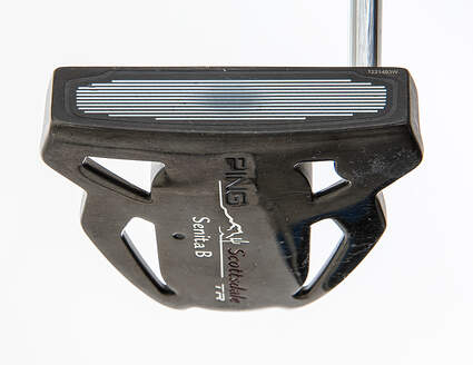 Ping Scottsdale TR Senita B Putter Played by Tom Kite Steel Right Handed Black Dot 36.5in