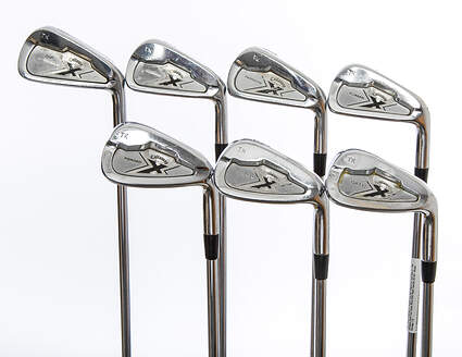 Tour Issue Callaway X Forged Iron Set Played by Tom Kite 4-PW Dynamic Gold Tour Issue Steel Stiff Right Handed 38.0in