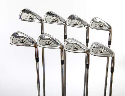 Tour Issue Callaway X Forged Iron Set 3-PW Dynamic Gold Tour Issue Steel Stiff Right Handed 38.0in