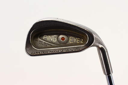 Ping Eye 2 Single Iron 5 Iron Ping ZZ Lite Steel Stiff Right Handed Red dot 37.75in