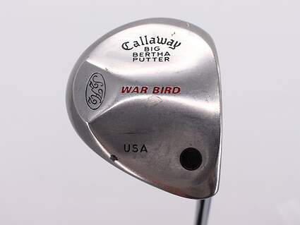 Callaway Big Bertha Warbird Putter Steel Right Handed 35.5in