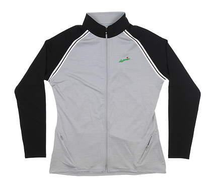 New W/ Logo Womens Footjoy Golf Full Zip Jacket X-Small XS Multi 27577 MSRP $95