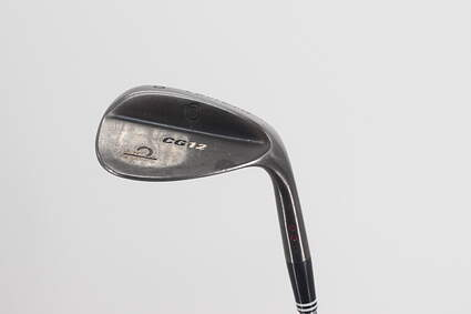 Cleveland CG12 Black Pearl Wedge Sand SW 60° 10 Deg Bounce True Temper Dynamic Gold Steel Wedge Flex Right Handed 35.5in