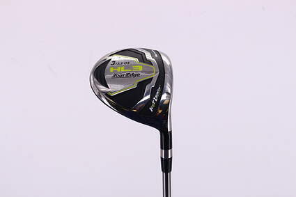Tour Edge Hot Launch 3 Fairway Wood 3 Wood 3W 15.5° UST Mamiya HL3 Graphite Regular Right Handed 43.25in