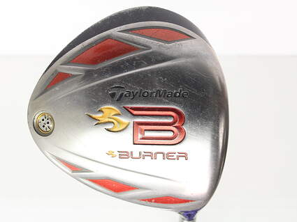 TaylorMade 2009 Burner Driver 10.5° TM Reax Superfast 49 Graphite Regular Right Handed 46.0in