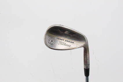 Titleist Vokey Oil Can Wedge Gap GW 52° 8 Deg Bounce True Temper Dynamic Gold Steel Wedge Flex Right Handed 36.0in
